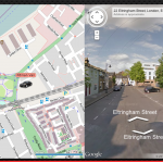 gps tracking streetview realtime